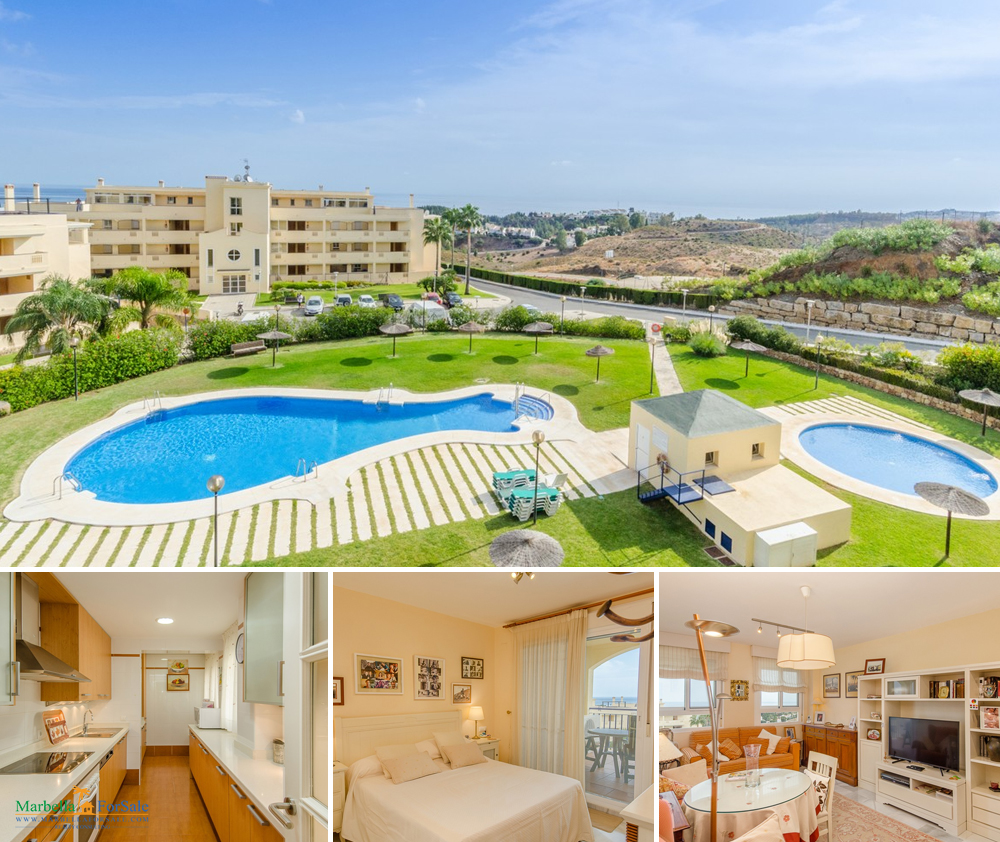 Lovely 2 Bed Apartment For Sale in El Chaparral