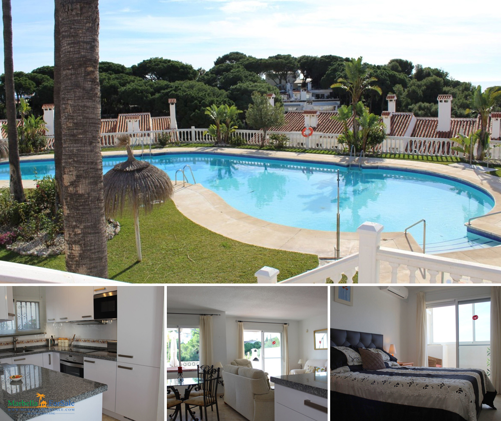 2 Bed Townhouse For Sale in Benalmadena