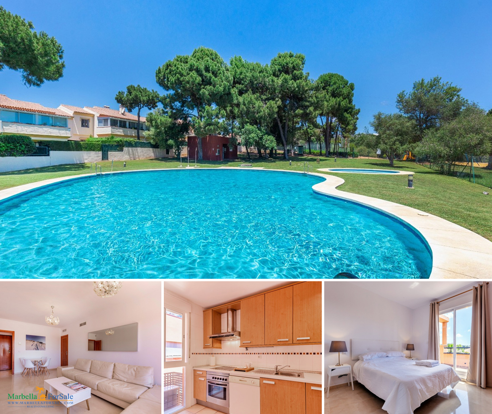 3 Bed Penthouse For Sale in Elviria