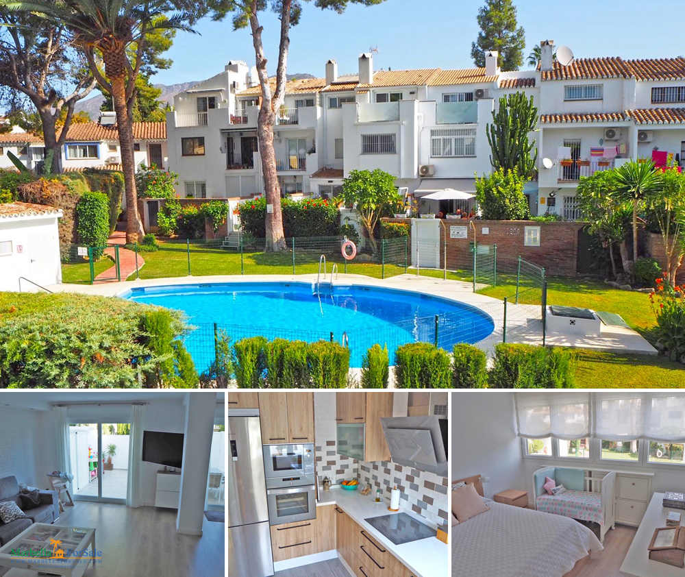 4 Bed Townhouse For Sale in El Coto
