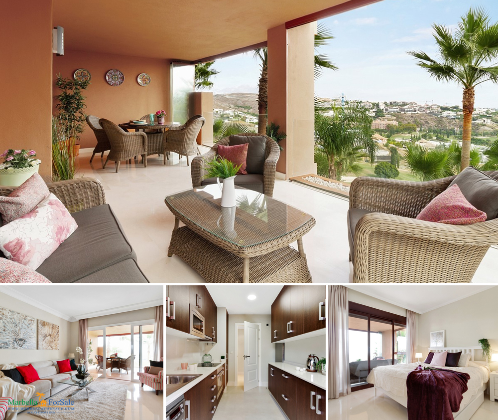 Spacious 2 Bed Apartment For Sale - Los Flamingos