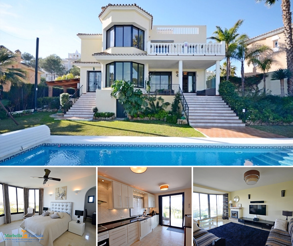 4 Bed Villa For Sale in Miraflores