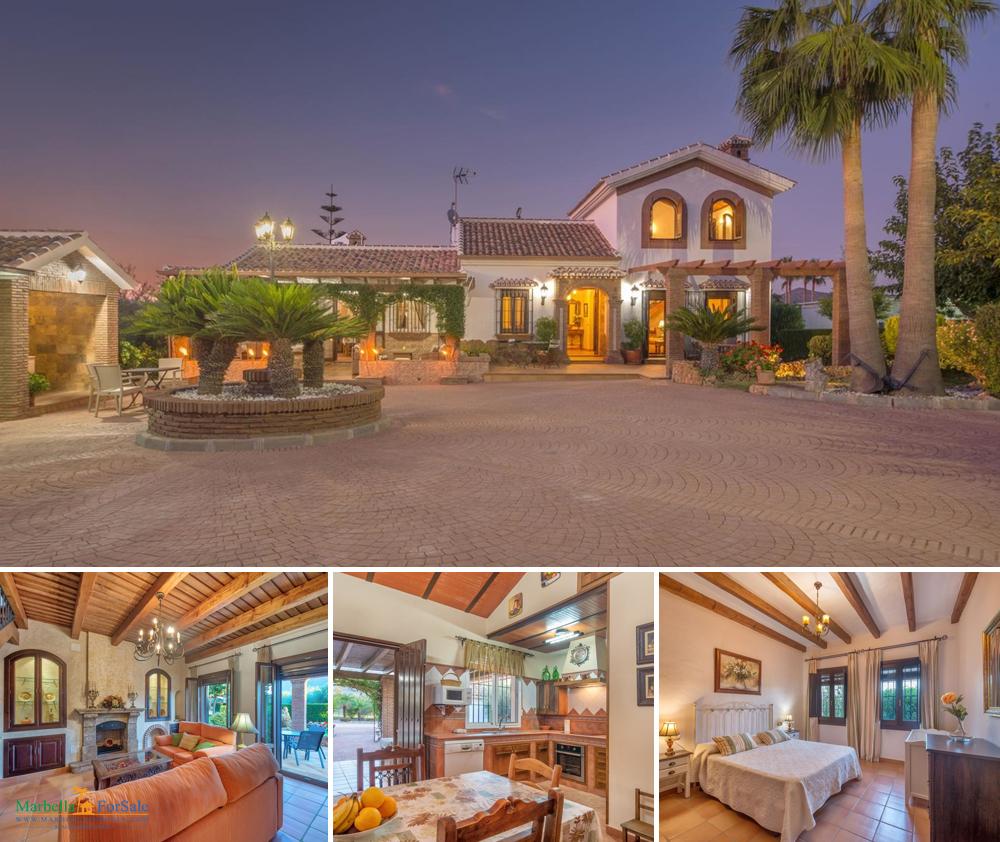 Stunning 5 Bed Villa - Alhaurin el Grande