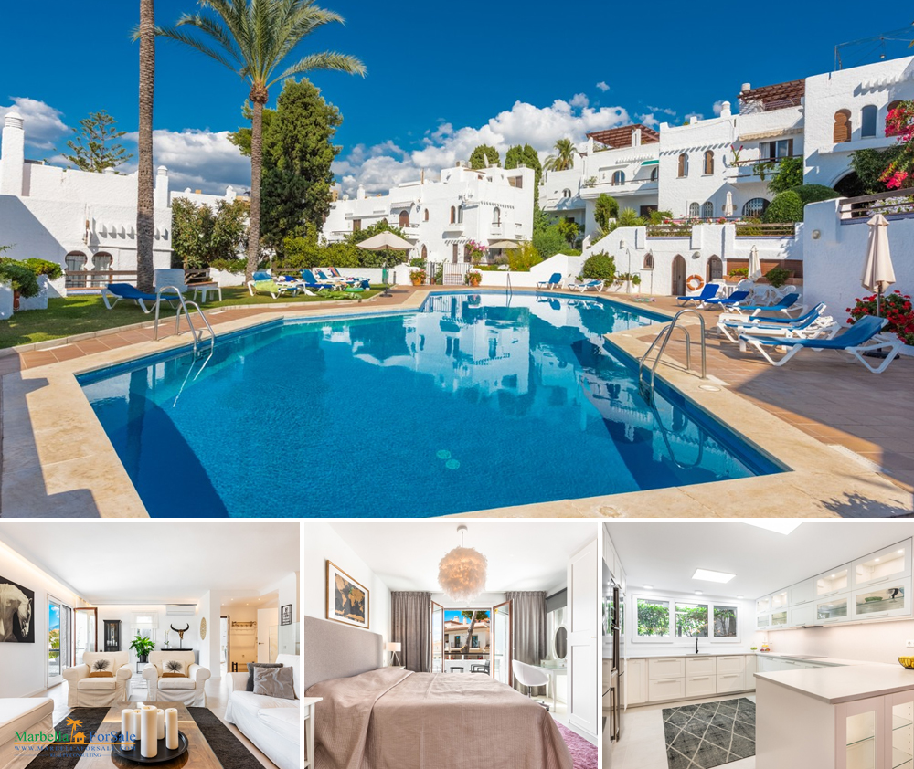 Beautiful 4 Bed Townhouse - Nueva Andalucía