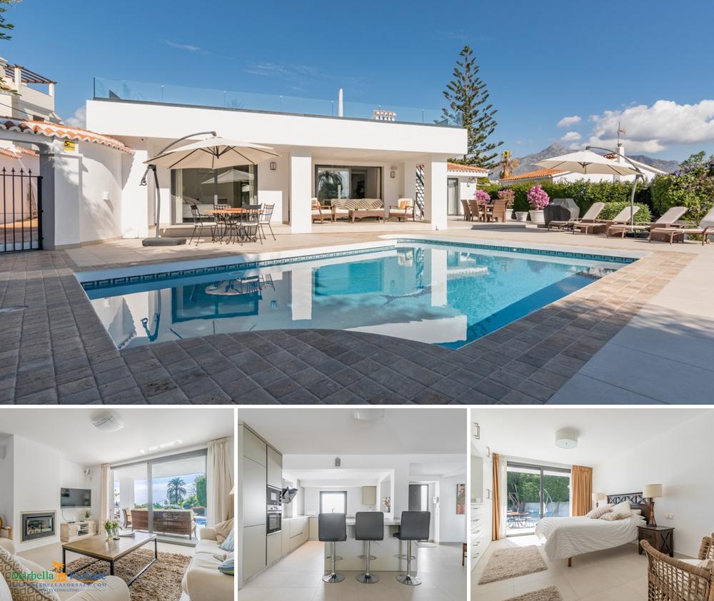 Luxury 4 Bed Villa For Sale - Nueva Andalucía