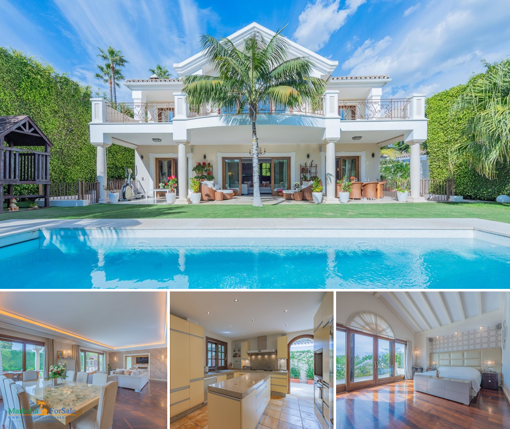 Stunning Luxury Home For Sale on The Golden Mile