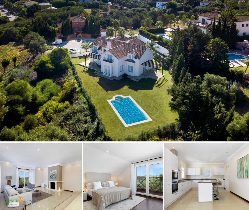 Magnificent 6 Bed Villa For Sale - Sotogrande