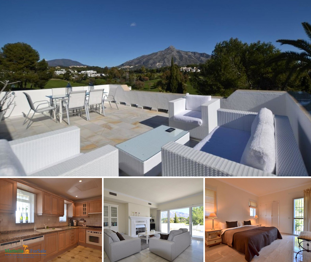 2 Bed Townhouse For Sale in Nueva Andalucía