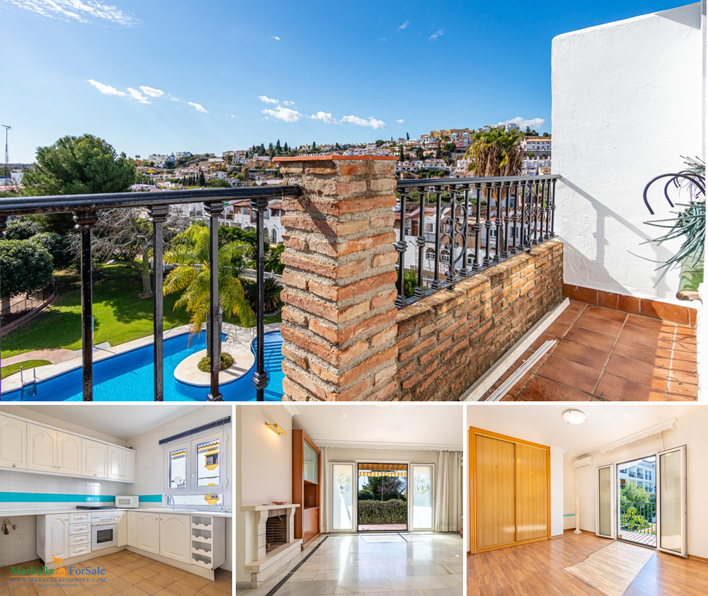 Stunning 5 Bed Townhouse - Mijas
