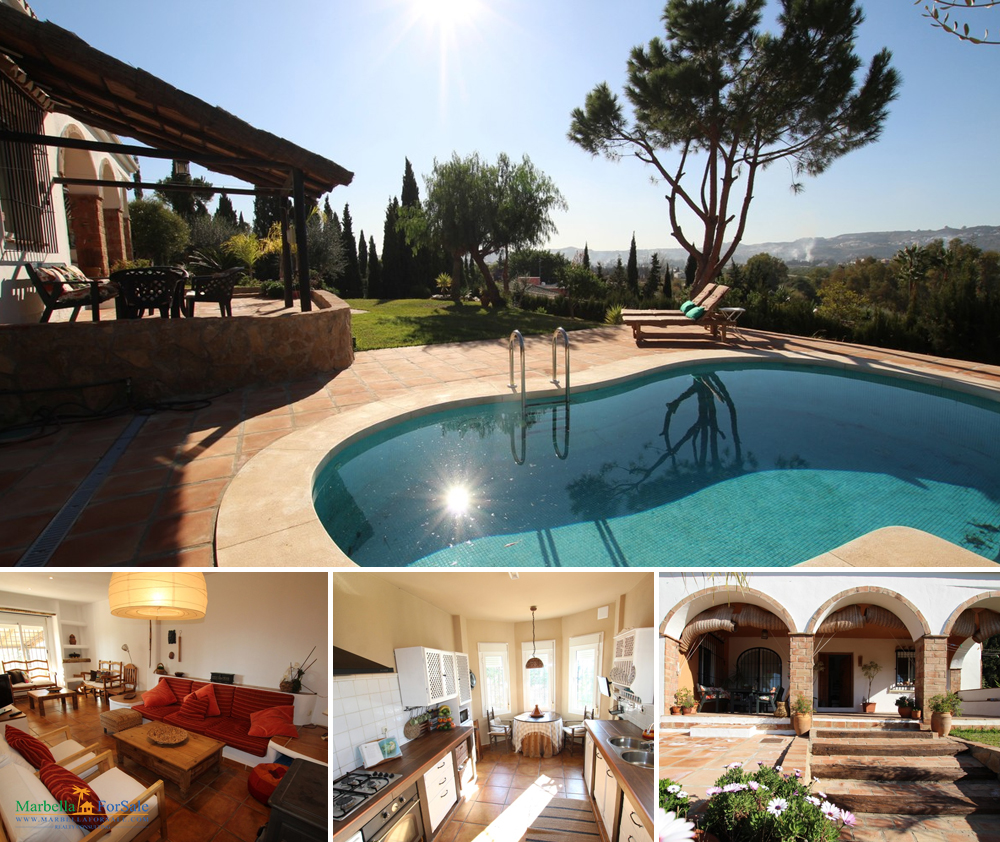 Stunning Villa For Sale in La Sierrezuela