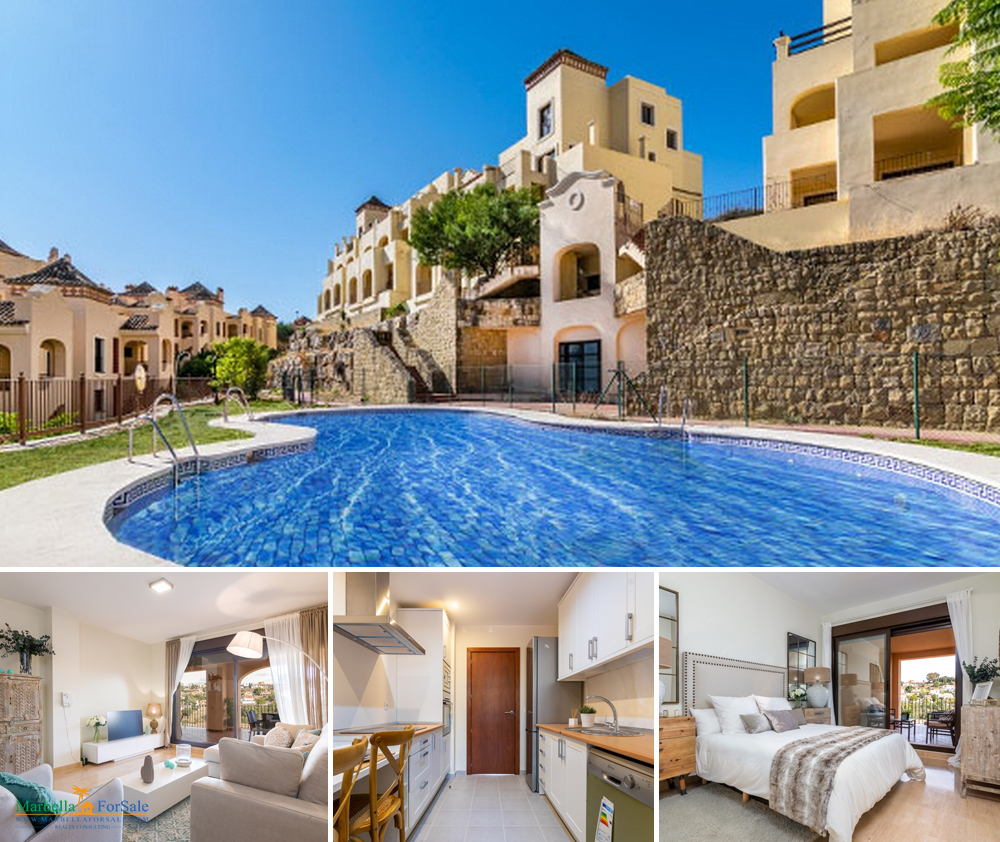 Spacious 3 Bed Apartment in Valle Romano