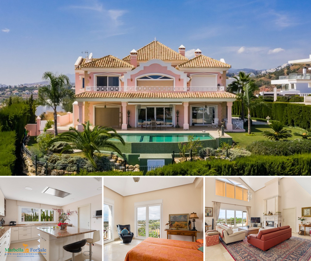 Stunning 5 Bed Villa For Sale in Marbella