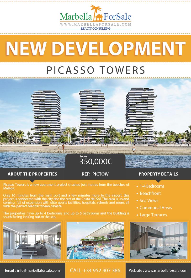 New Beachfront Property For Sale - Malaga