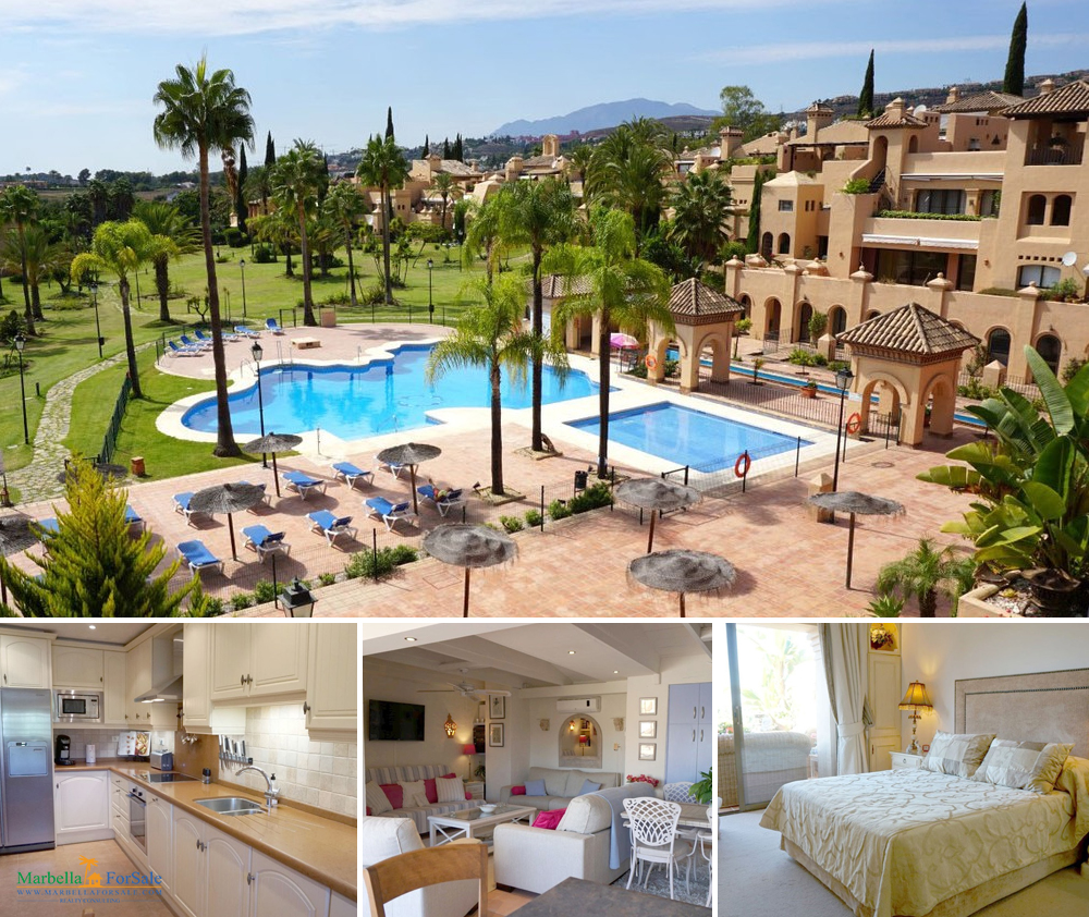 Fabulous 2 Bed Penthouse For Sale in Atalaya