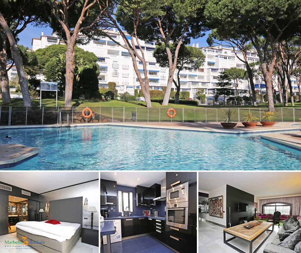 Magnificent 3 Bed Apartment in Puerto Banus