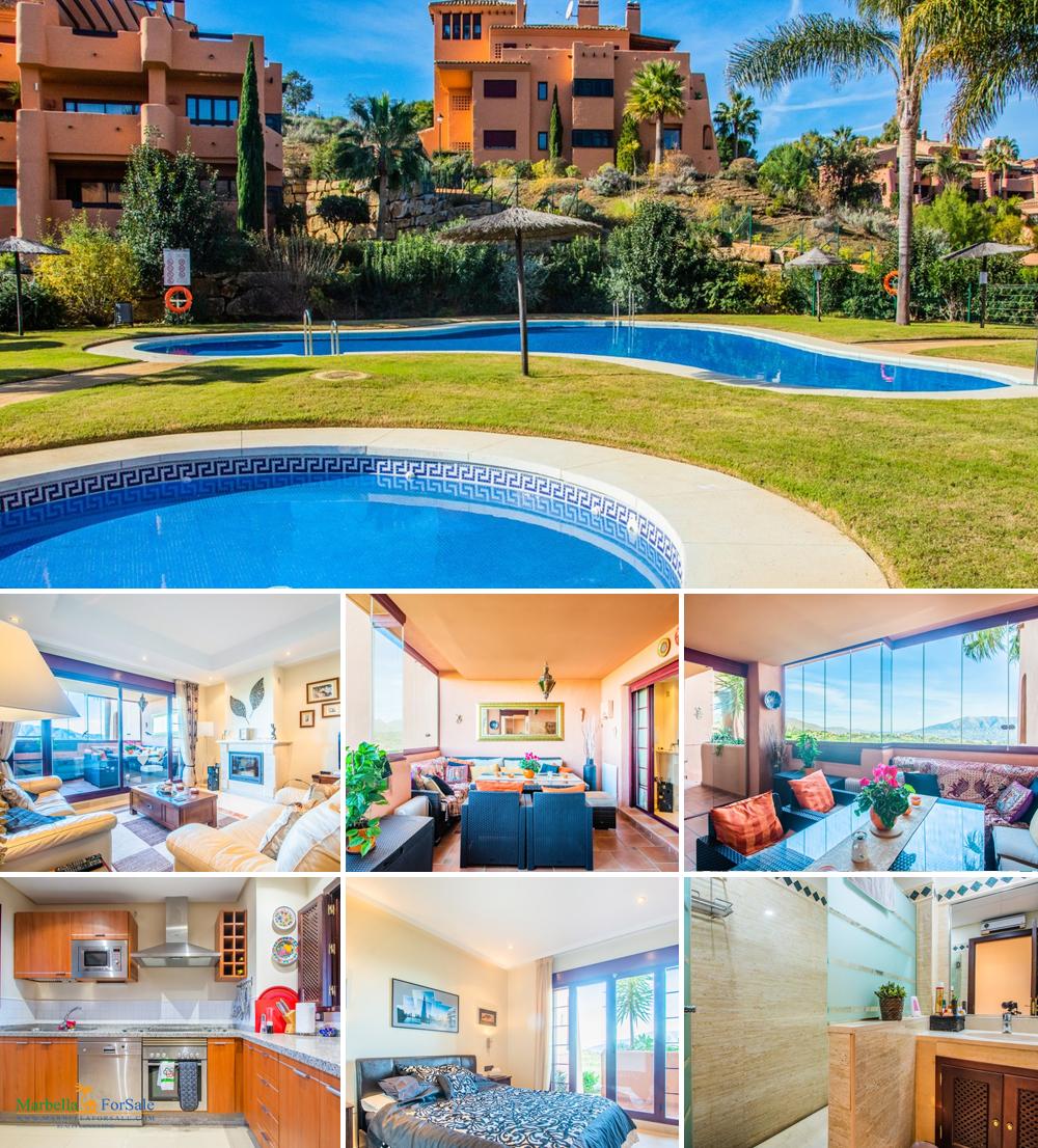 Ground Floor Apartment For Sale in La Mairena
