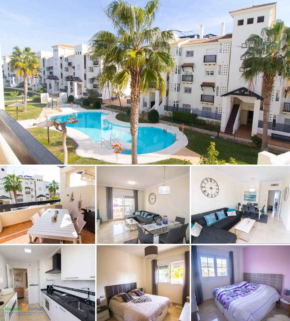 Stunning 2 Bed Apartment For Sale - Sabinillas