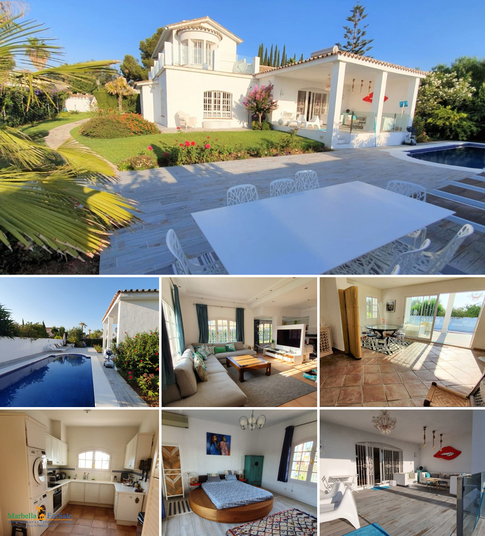 Spacious 3 Bed Villa For Sale - Atalaya