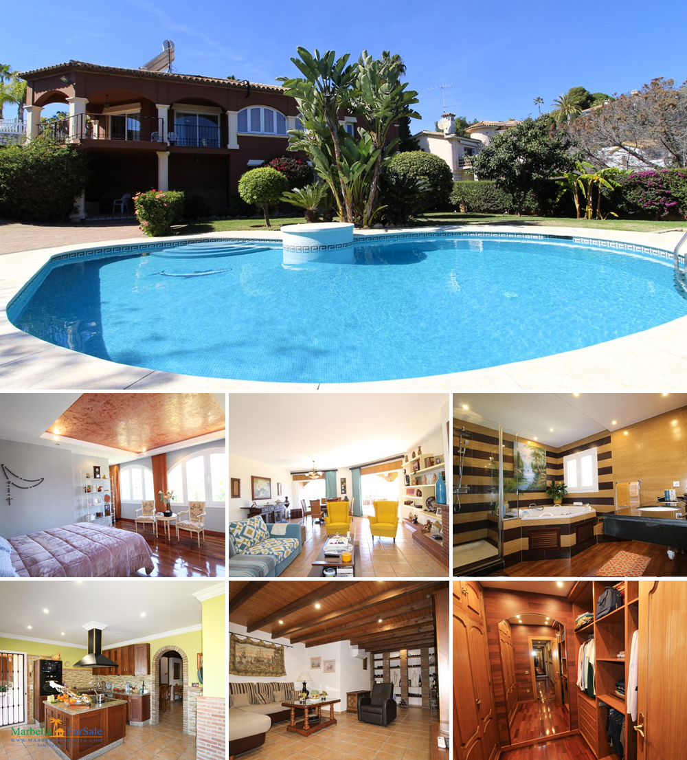 4 Bed Villa For Sale in Sierrezuela