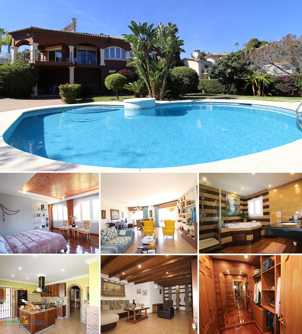 4 Bed Villa For Sale in Sierrezuela