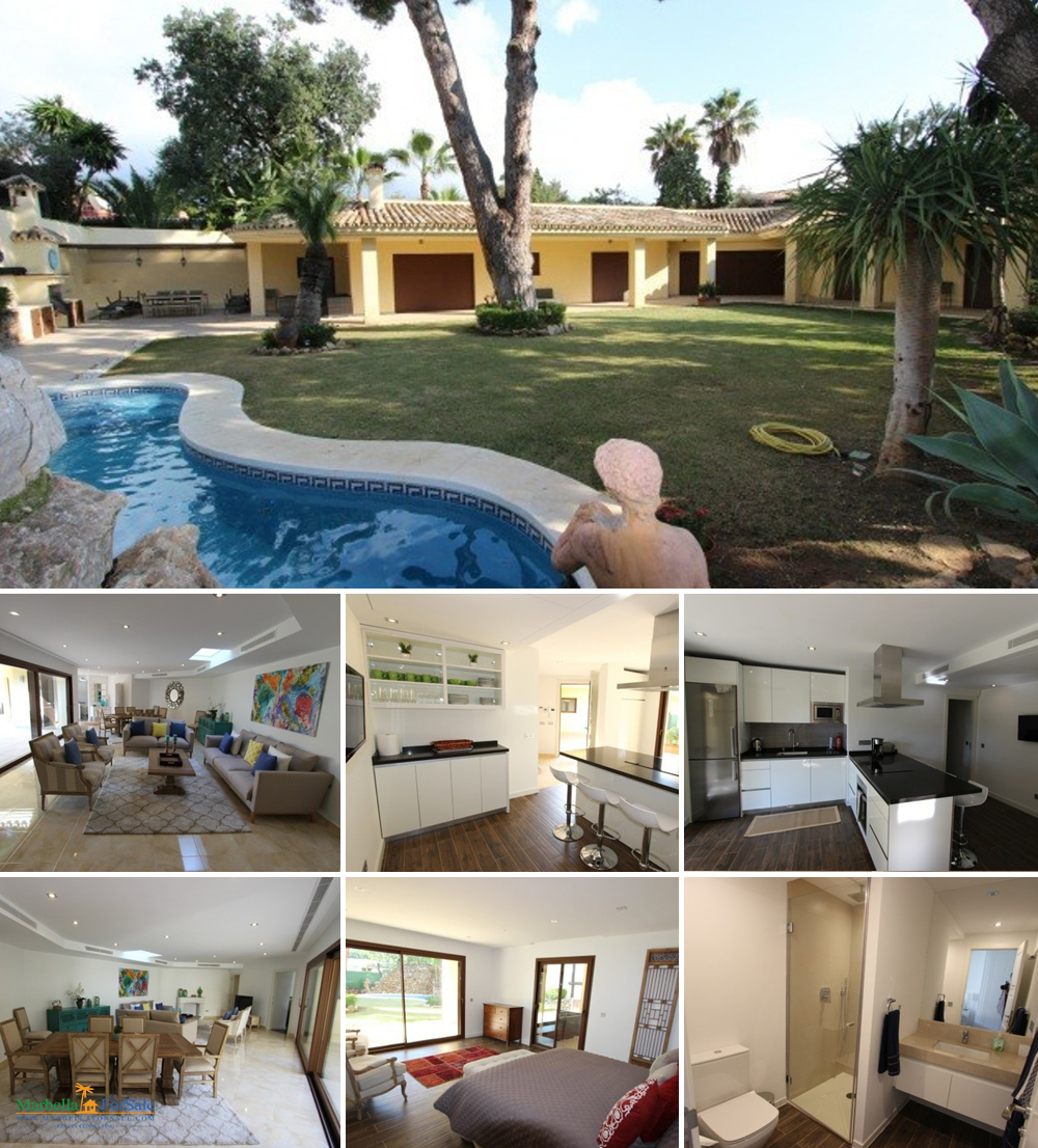 Exclusive! 4 Bed Villa For Sale - Nagüeles