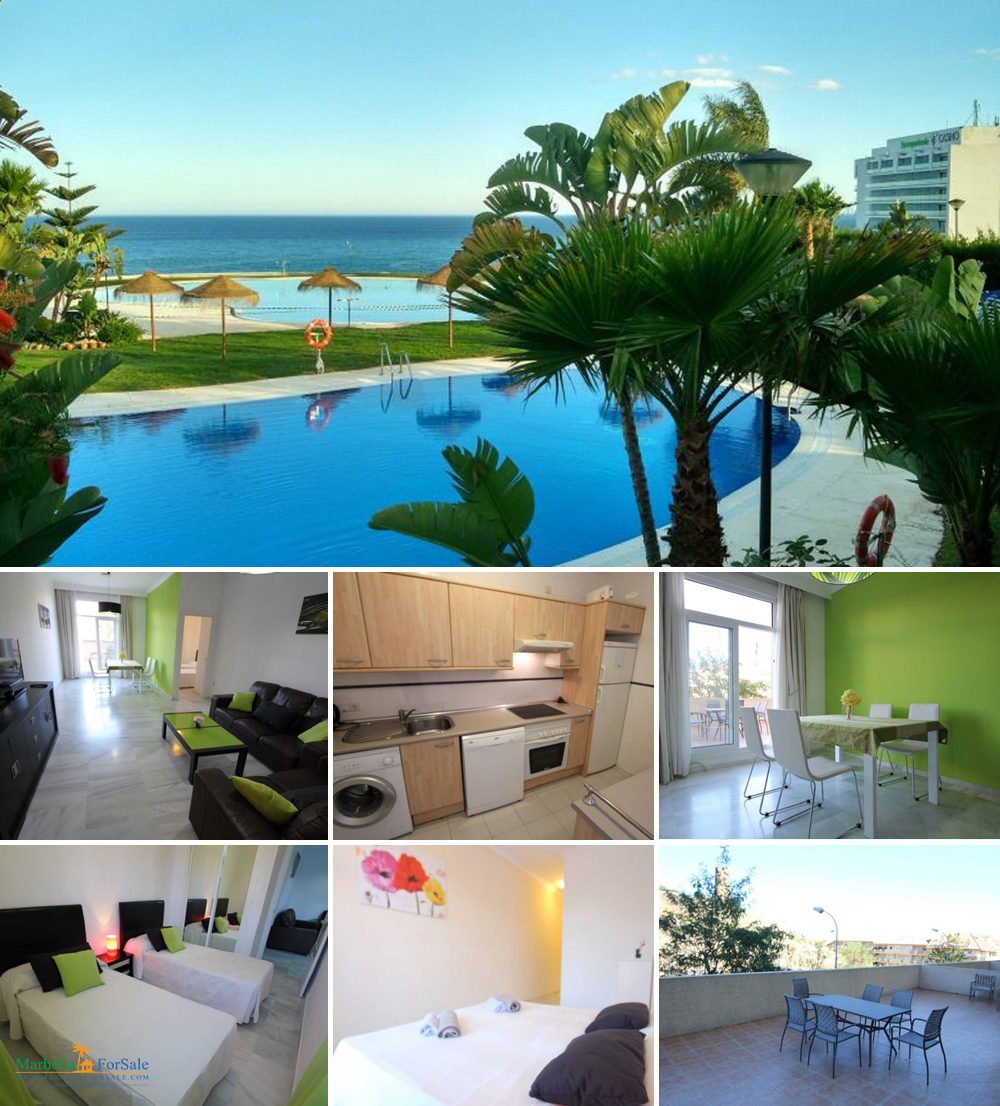 2 Bed Apartment For Sale in Benalmadena Costa