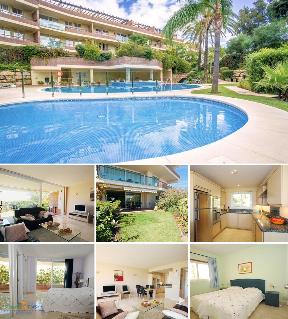 2 Bed Garden Apartment For Sale - Miraflores