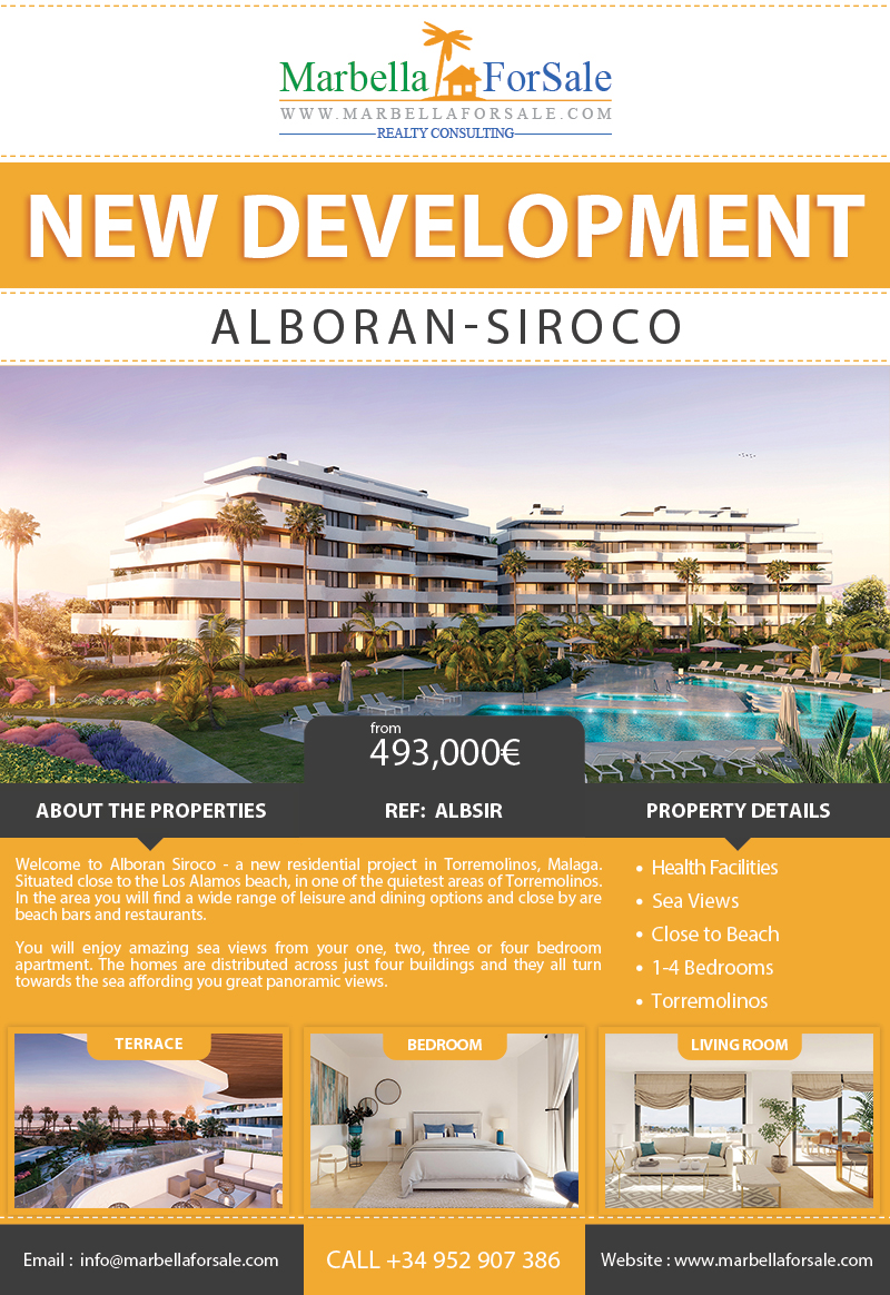 New Apartments For Sale - Torremolinos