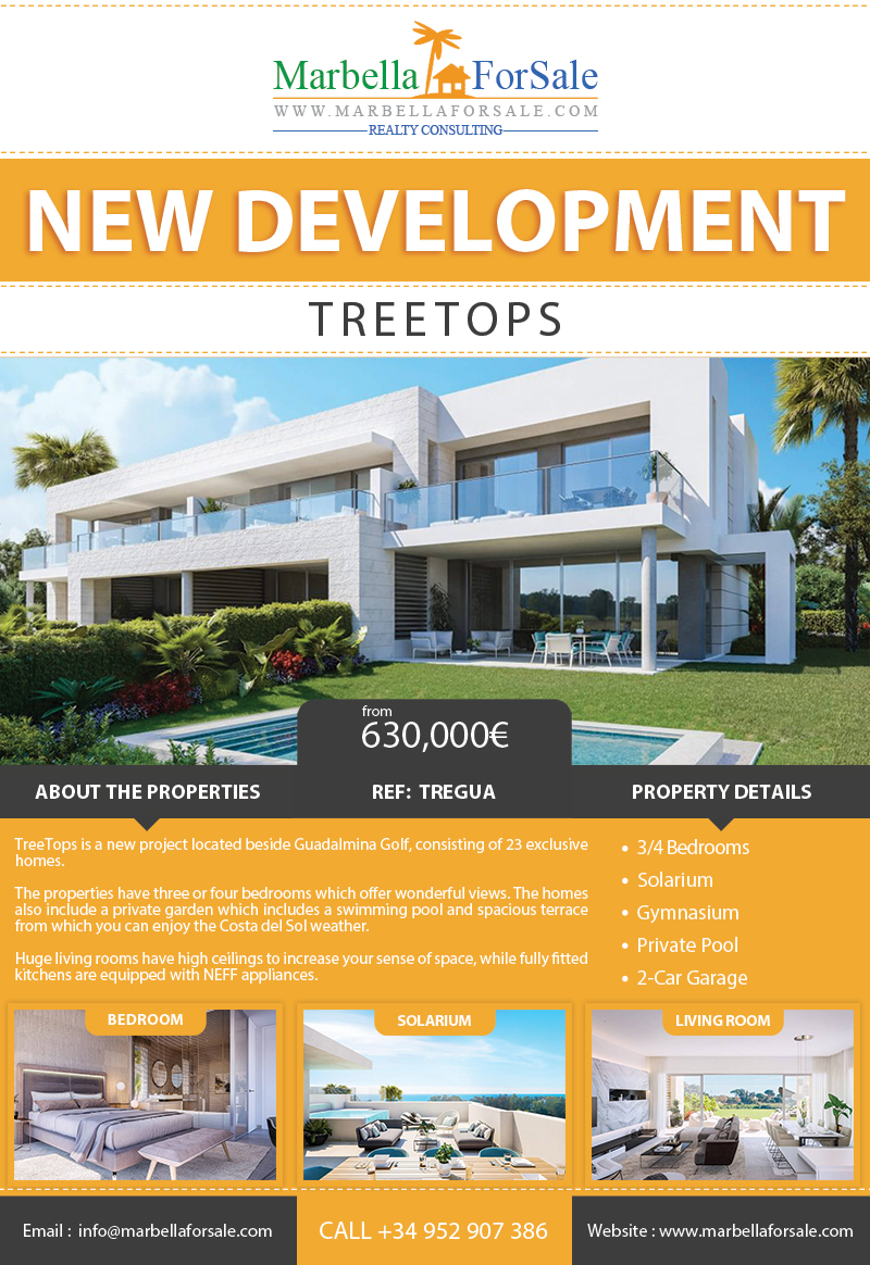 New Luxury Homes in Guadalmina