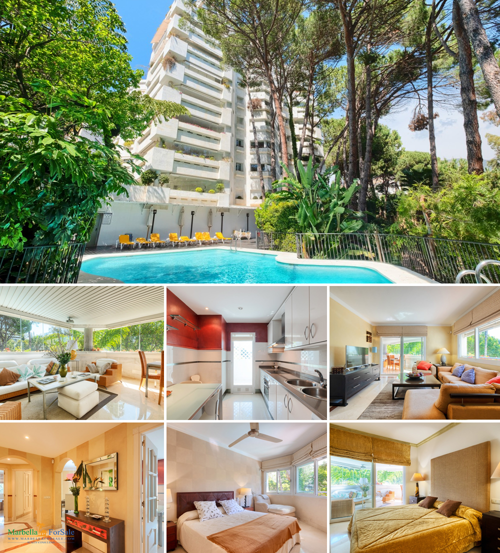 Luxury 3 Bed Apartment For Sale in Marbella