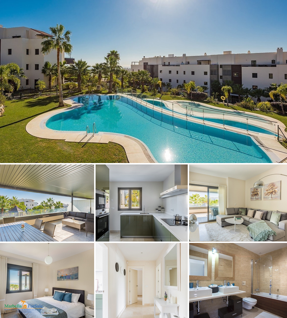 1 Bed Penthouse For Sale in Benahavís