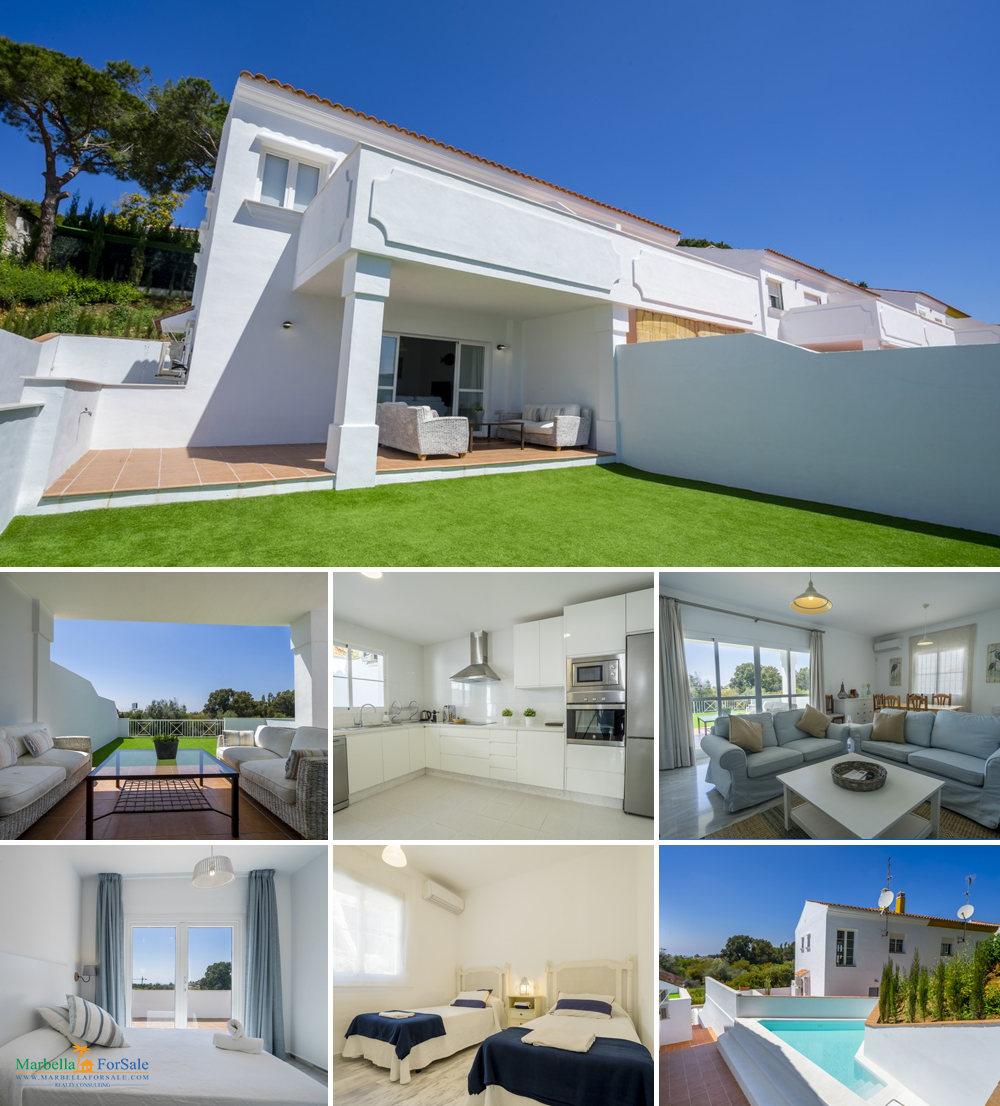 Lovely 5 Bed Villa For Sale in Marbella