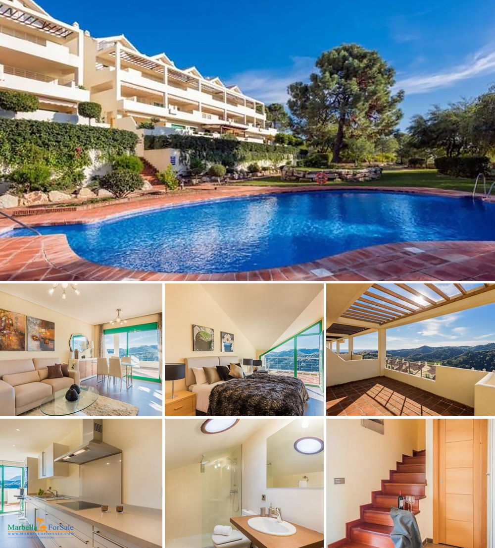 2 Bed Penthouse For Sale - Estepona