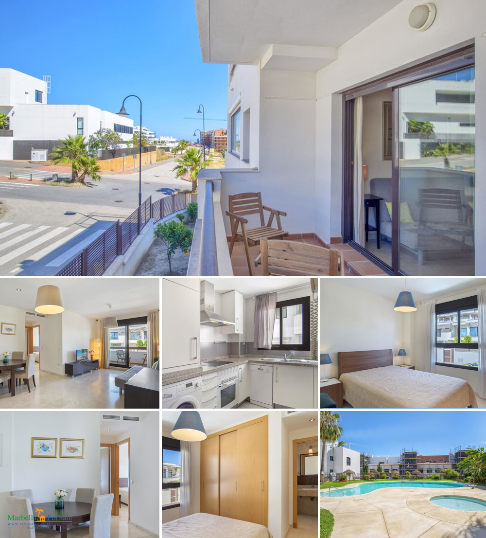 Lovely 2 Bed Apartment For Sale in Mijas