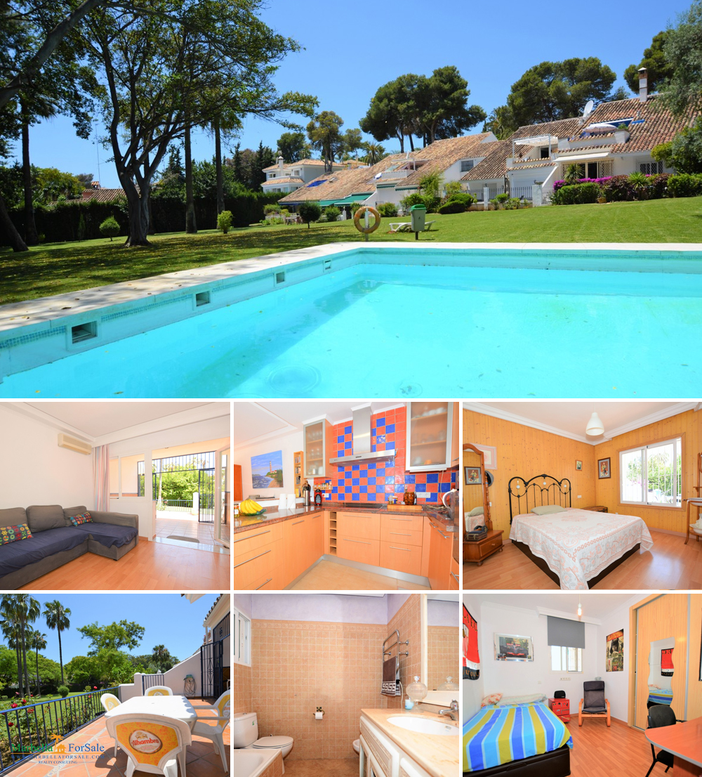 3 Bed Ground Floor For Sale in Marbella
