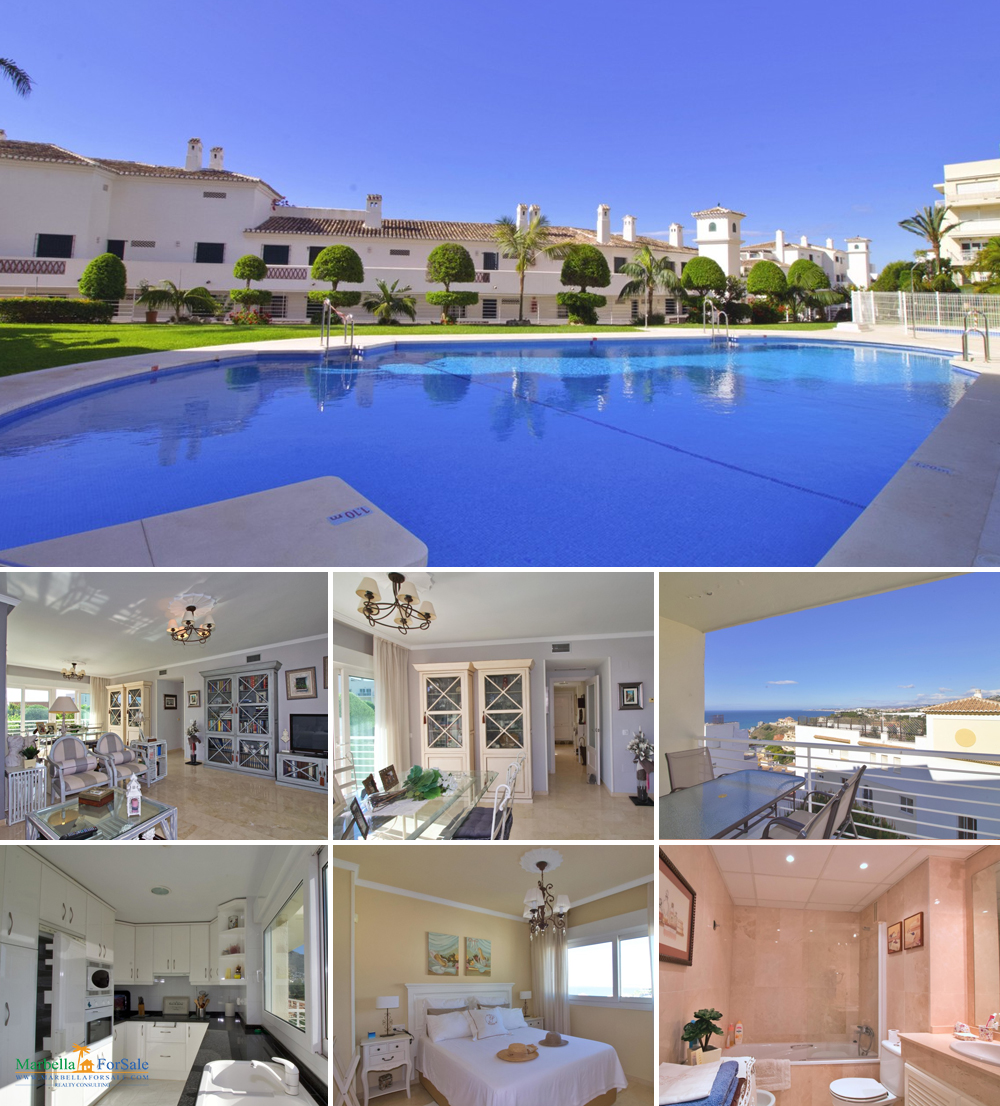 2 Bed Apartment For Sale in Benalmadena