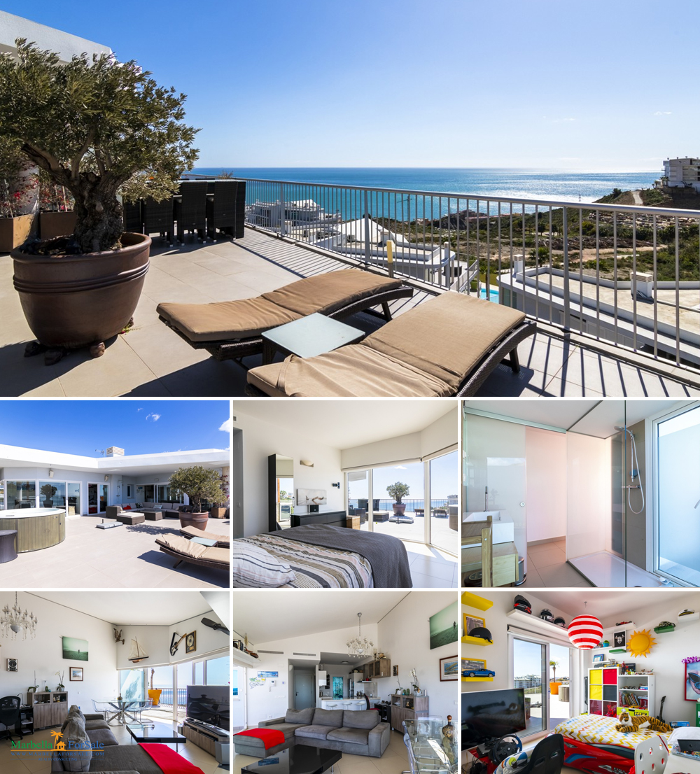2 Bed Penthouse For Sale - Benalmadena