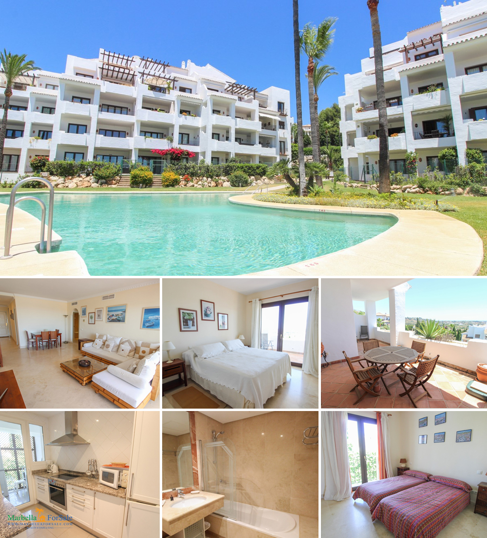 2 Bed Apartment For Sale - Mijas Golf