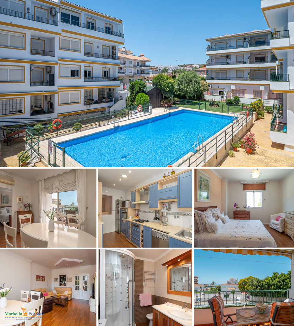 3 Bed Apartment For Sale - La Cala de Mijas