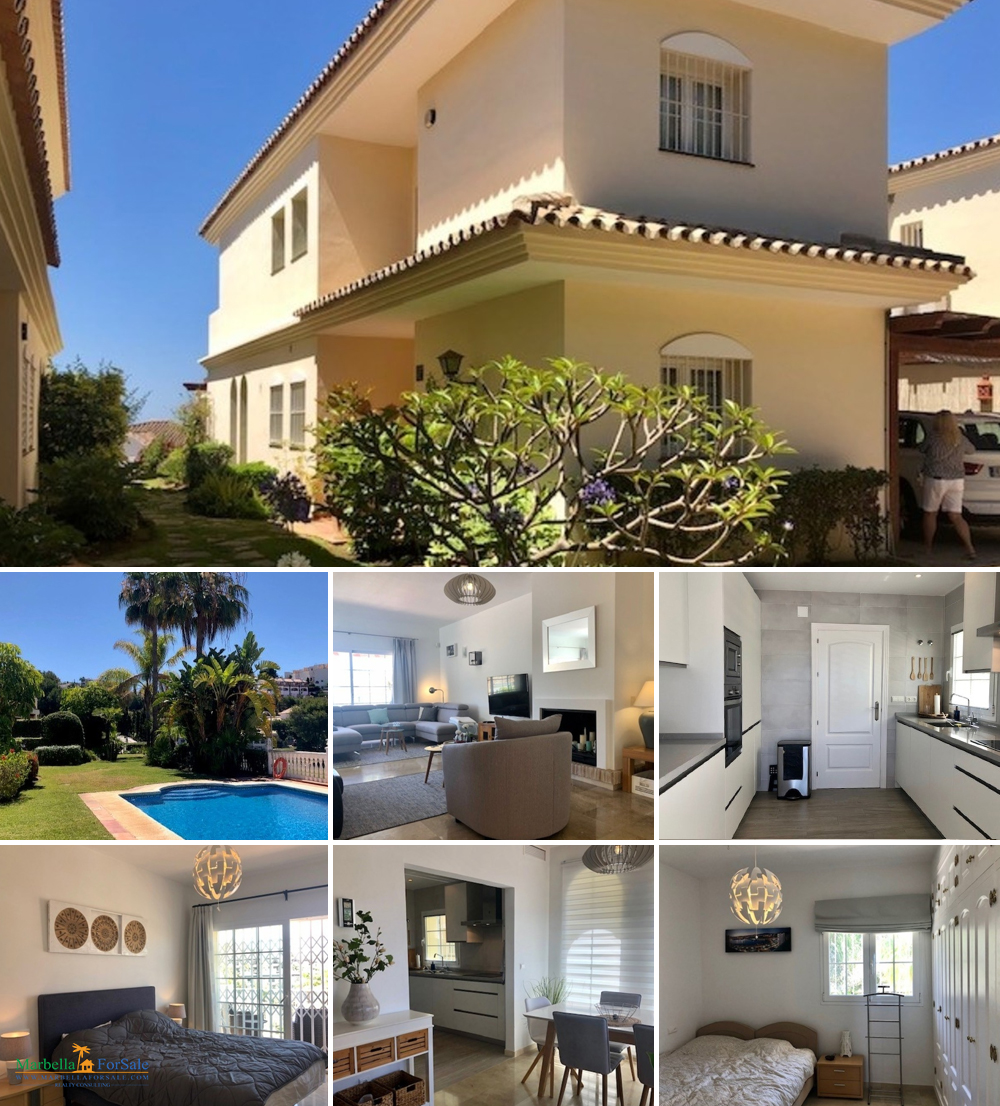 4 Bed Villa For Sale in Riviera del Sol