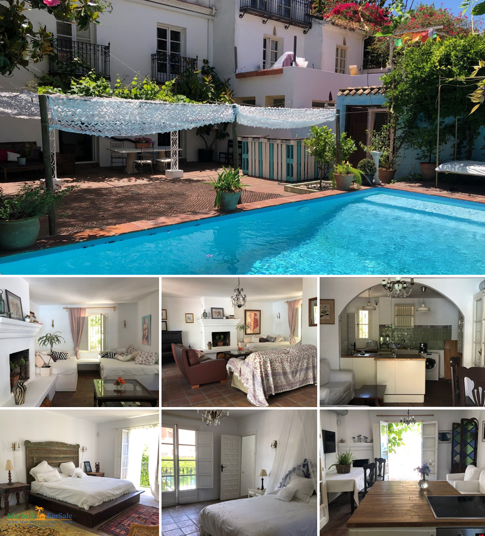 2 Bedroom Townhouse For Sale in Marbella