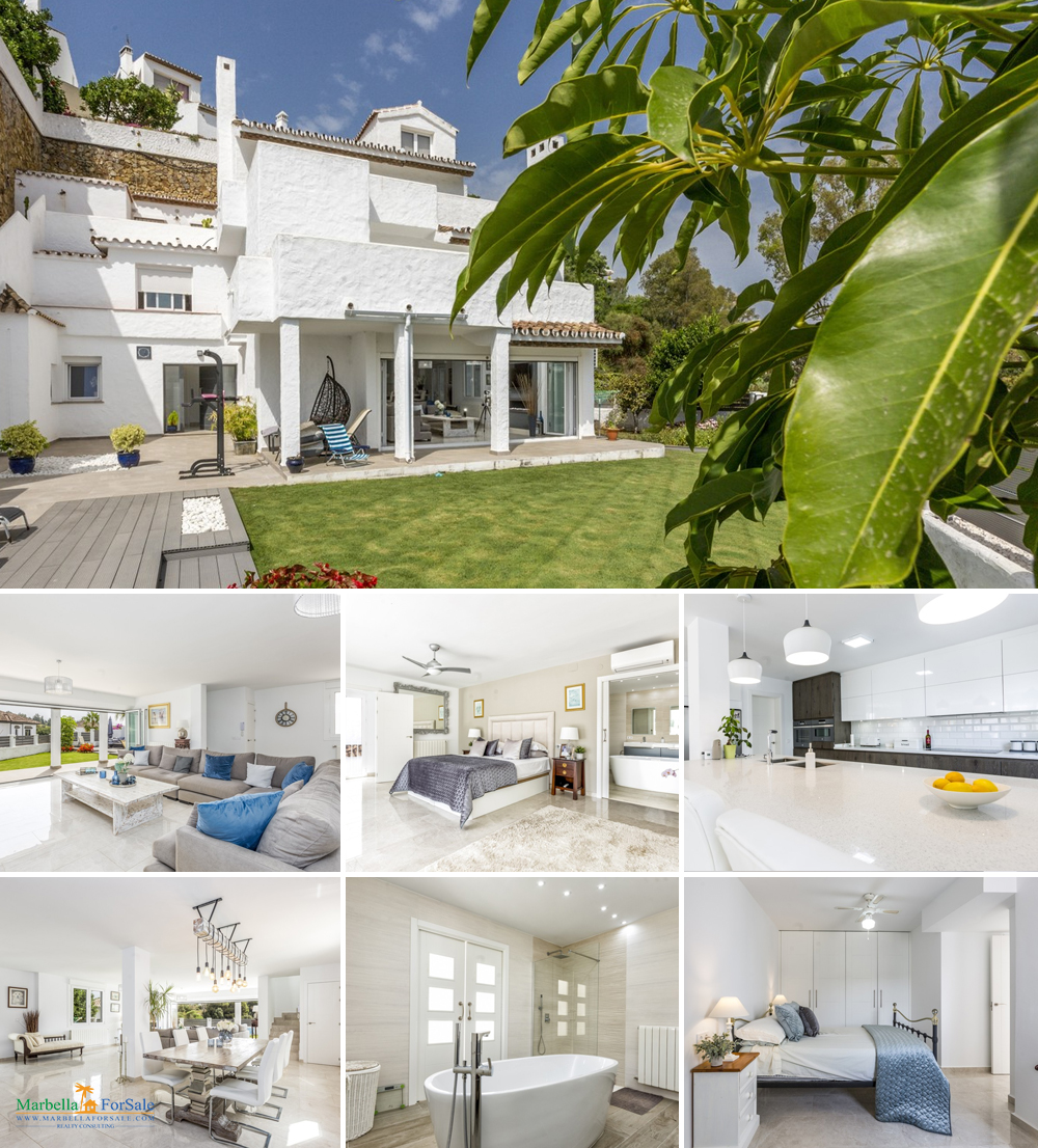 4 Bed Townhouse For Sale - Puerto Banús