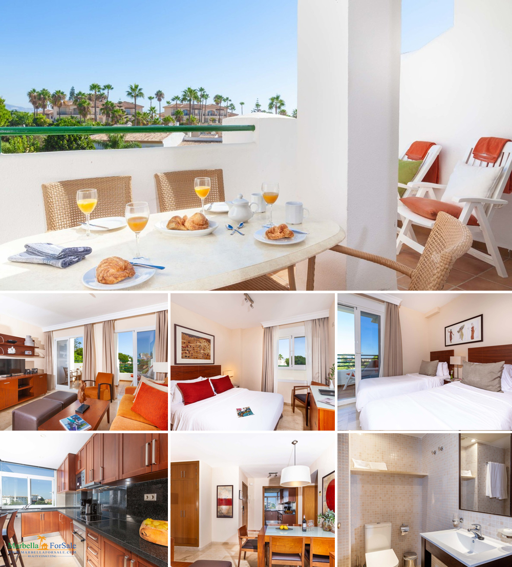 2 Bed Ground Floor Apartment For Sale in Mijas