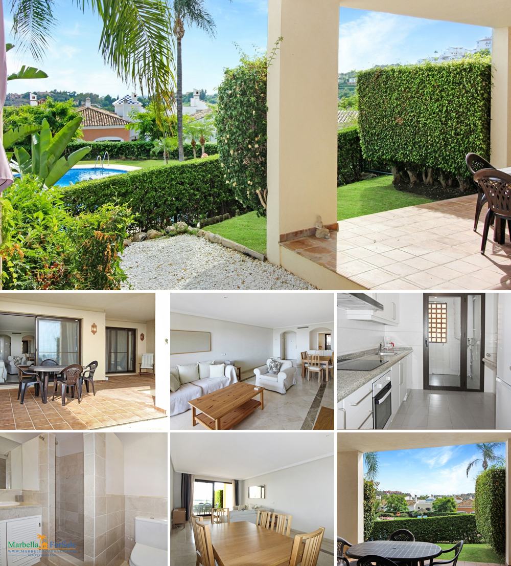 2 Bed Apartment For Sale - Los Arqueros