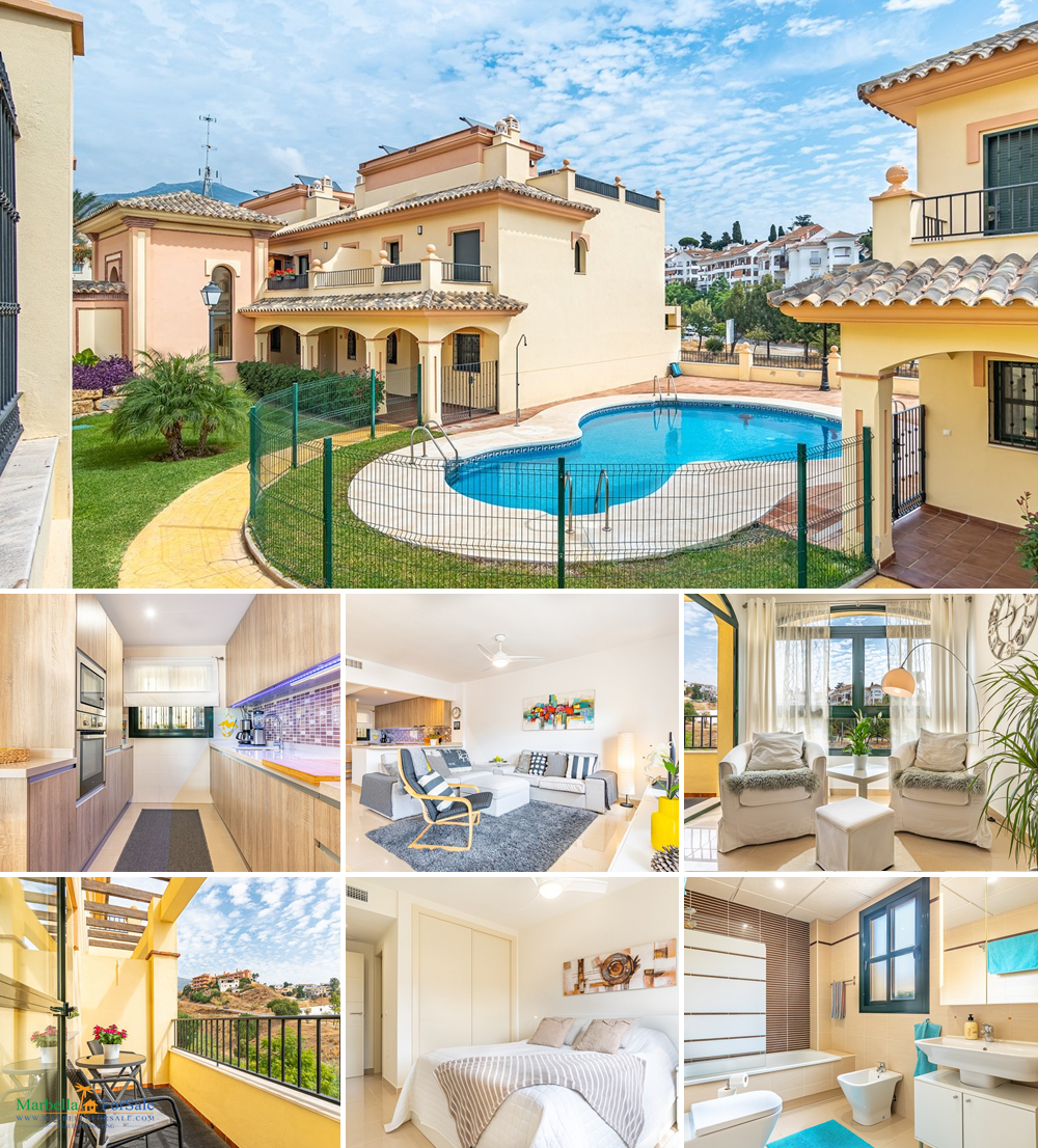 3 Bed Townhouse For Sale in Los Pacos