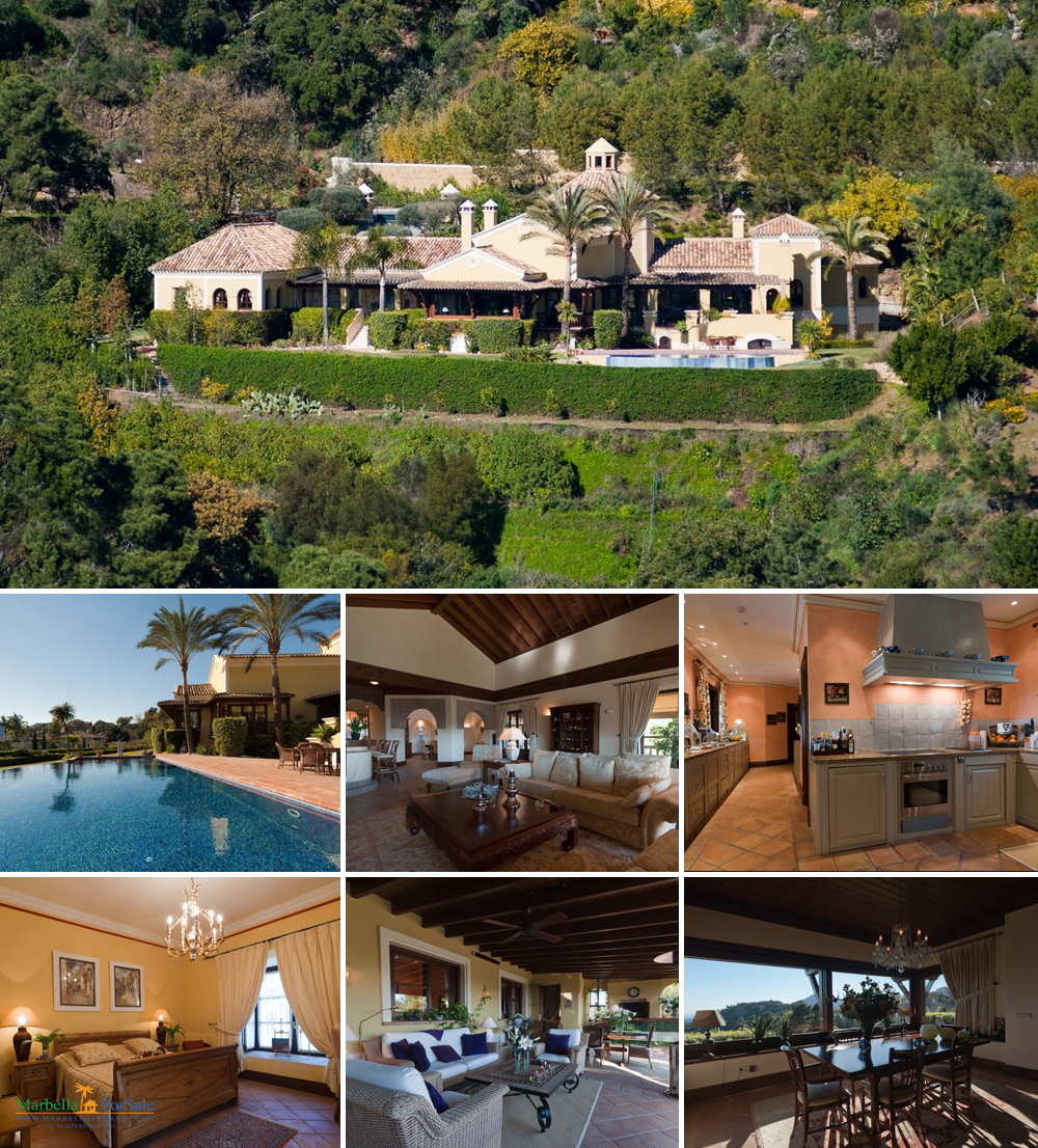 5 Bed Luxury Villa For Sale - La Zagaleta