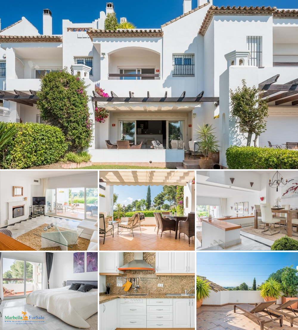 3 Bed Townhouse For Sale in Nueva Andalucia