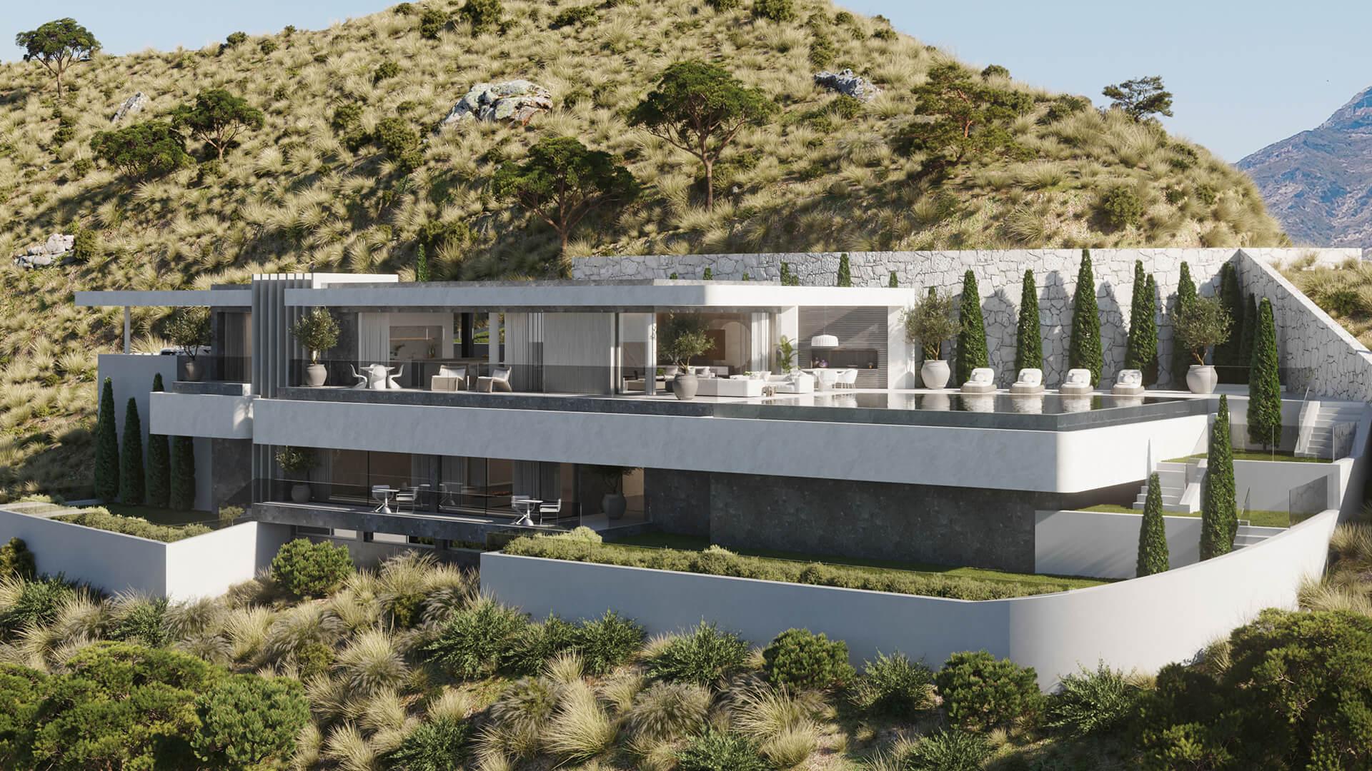 18 New Luxury Villas For Sale - Benahavis