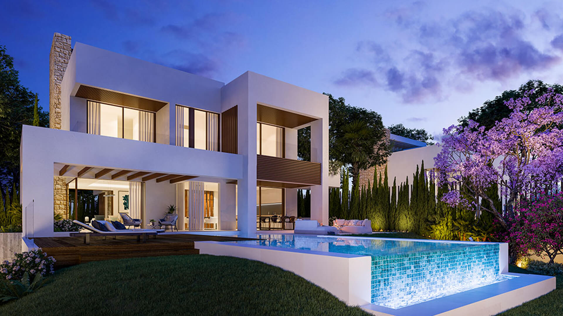 New Build Luxury Homes in Marbella