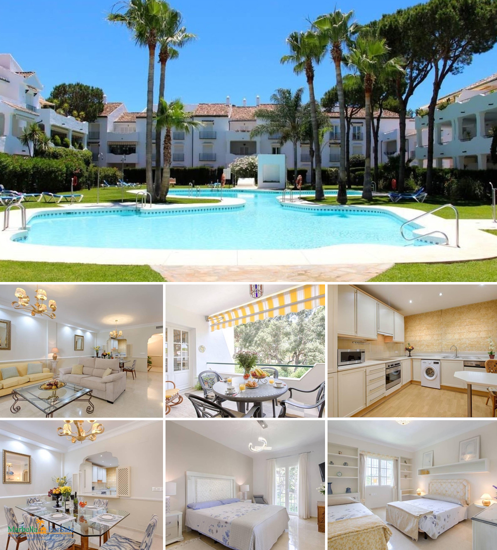 3 Bed Apartment For Sale in Estepona